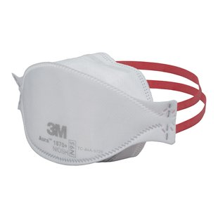 3M™ N95 PARTICULATE RESPIRATOR & SURGICAL MASK 3M/1870+