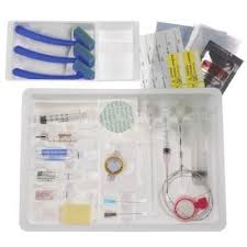 B BRAUN COMBINED SPINAL/EPIDURAL TRAYS BBR/333192