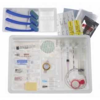 B BRAUN COMBINED SPINAL/EPIDURAL TRAYS BBR/333196