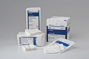 COVIDIEN/MEDICAL SUPPLIES CURITY™ COVER SPONGES COV/3157