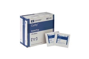 COVIDIEN/MEDICAL SUPPLIES CURITY™ ALCOHOL PREP PADS COV/5750
