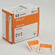 COVIDIEN/MEDICAL SUPPLIES WEBCOL ALCOHOL PREP PADS COV/6818