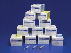 COVIDIEN/MEDICAL SUPPLIES MONOJECT™ PREFILL IV FLUSH SYRINGES