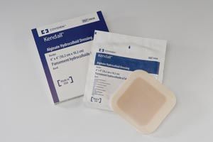 COVIDIEN/MEDICAL SUPPLIES ALGINATE HYDROCOLLOID DRESSING COV/9808
