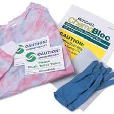 COVIDIEN/MEDICAL SUPPLIES CHEMOPLUS™ CHEMO PREPARATION & ADMINISTRATION KIT COV/CT4100