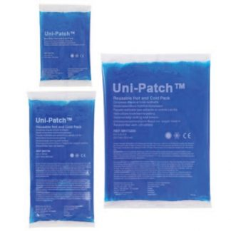 COVIDIEN/MEDICAL SUPPLIES UNI-PATCH™ REUSABLE HOT/COLD GEL PACKS COV/MH73912